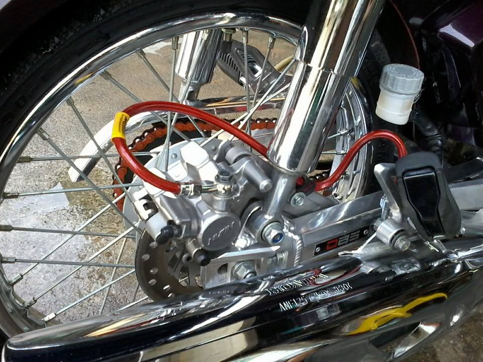 Honda Dream Do Drag - 2