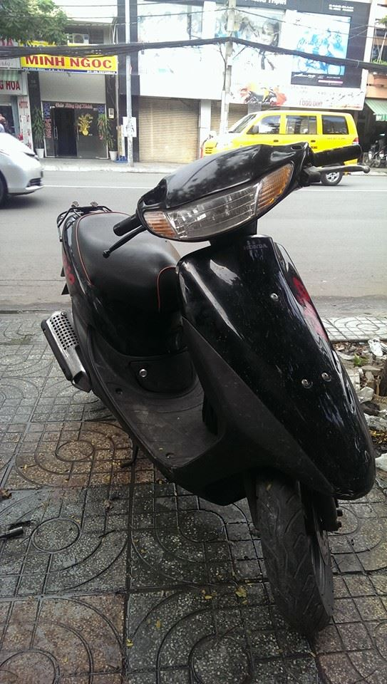 Honda Dio Zx day du giay to day