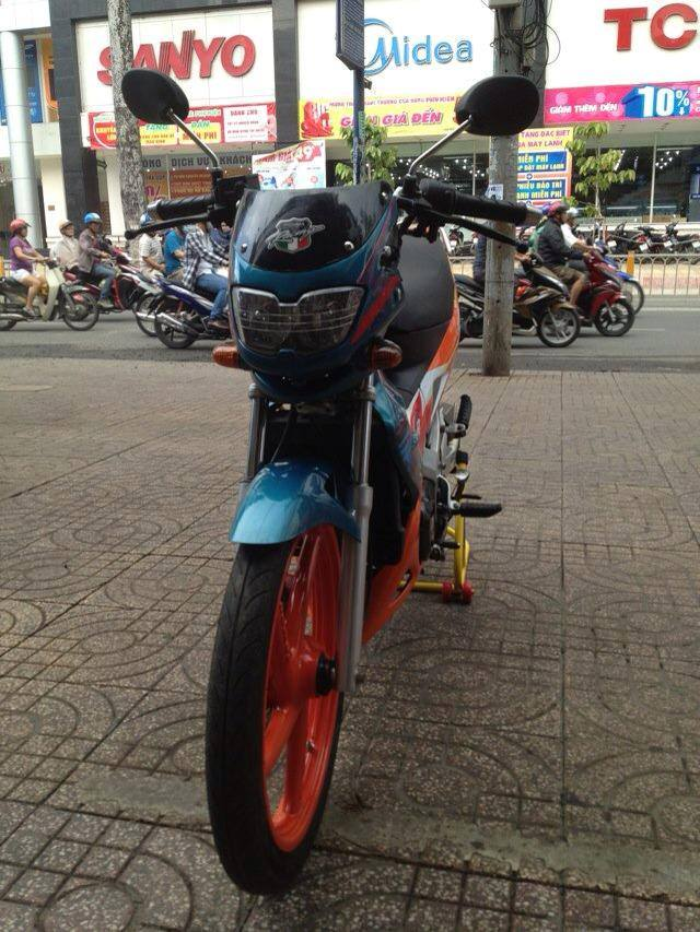 HONDA NOVA 125 DOI 1998 gia hot