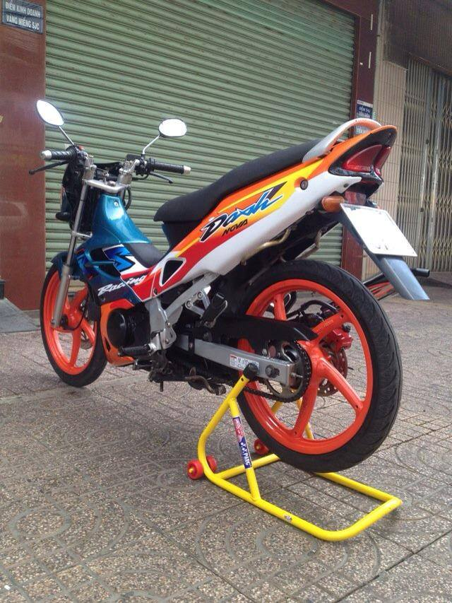 HONDA NOVA 125 DOI 1998 gia hot - 3