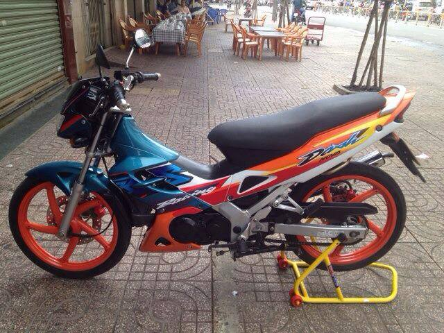 HONDA NOVA 125 DOI 1998 gia hot - 4