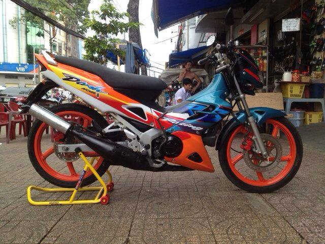 HONDA NOVA 125 DOI 1998 gia hot - 5