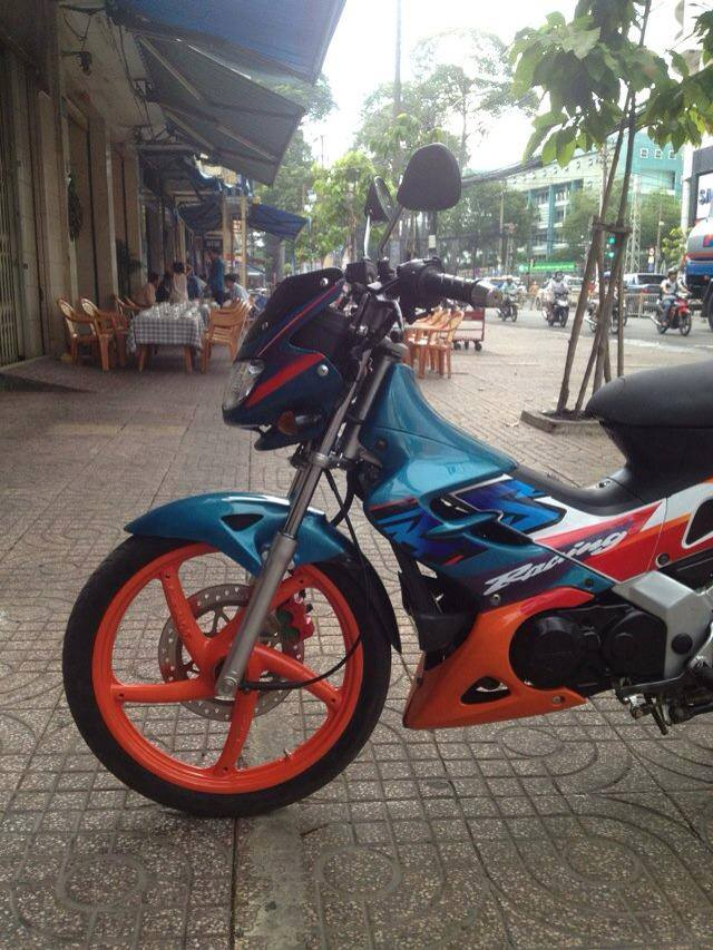 HONDA NOVA 125 DOI 1998 gia hot - 7