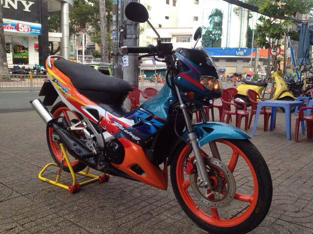 HONDA NOVA 125 DOI 1998 gia hot - 13