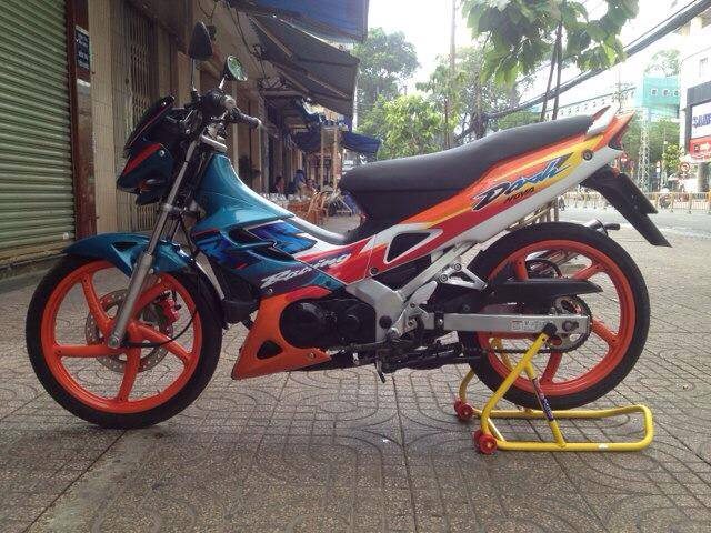 HONDA NOVA 125 DOI 1998 gia hot - 14