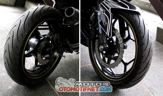 Lap Lop Michelin Cho Exciter