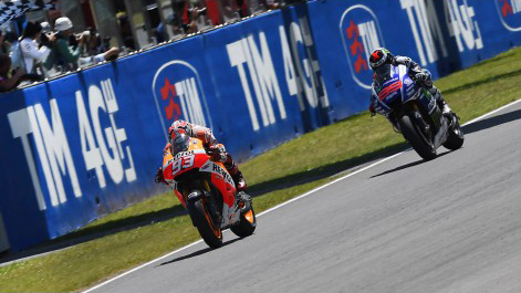 Moto GP Marc Marquez gianh chien thang day nghet tho tai chan 6 - 9
