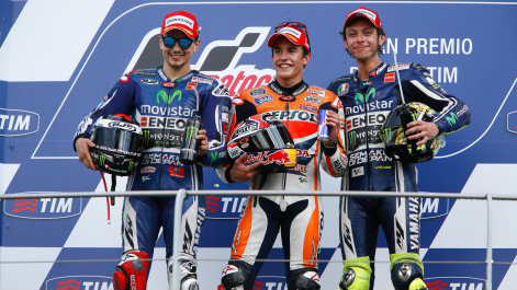 Moto GP Marc Marquez gianh chien thang day nghet tho tai chan 6 - 13
