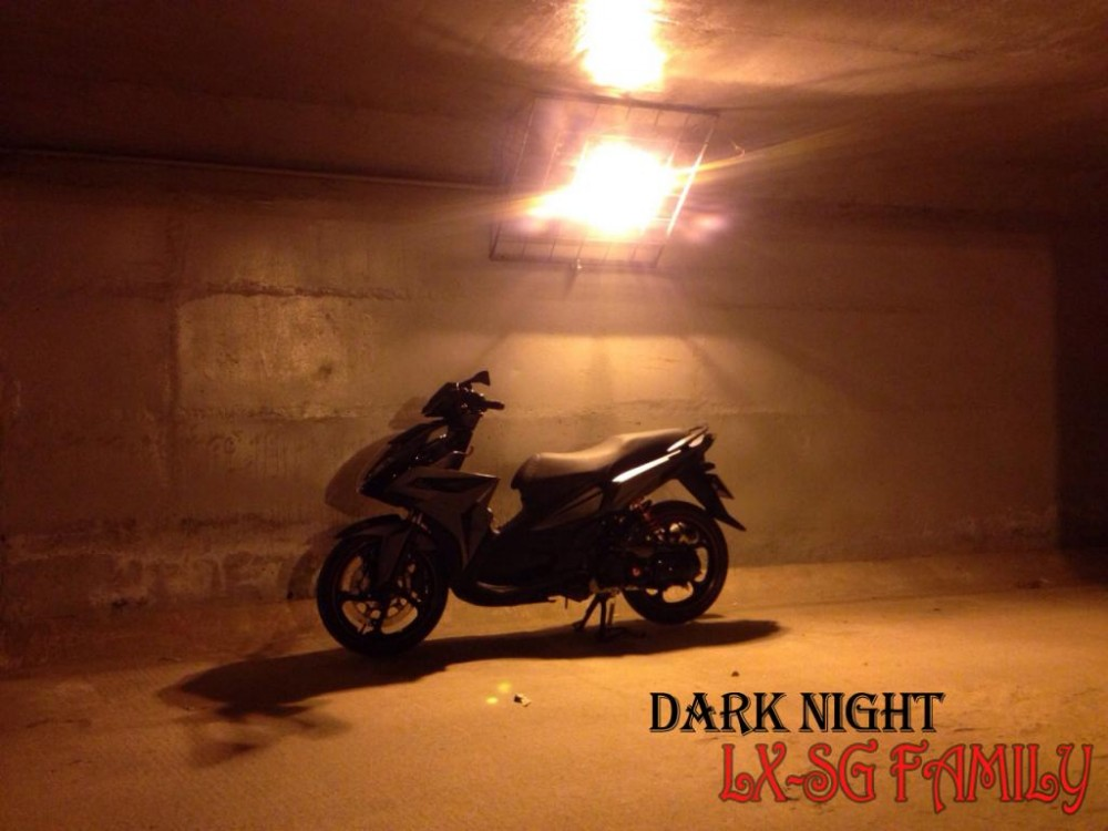 Nouvo SX Ky Si Bong Dem The Dark Night - 19