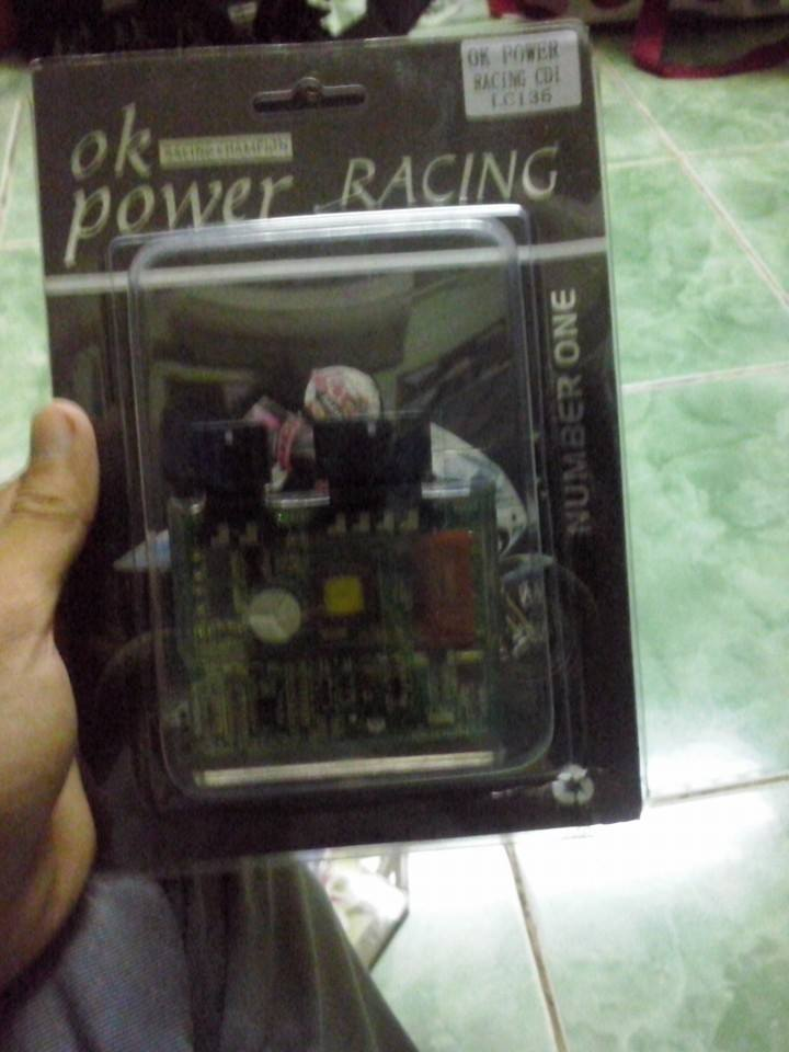 PWK HONG 28mm IC TRONG SUOT EX LUVIAS NOV IC BRT SIRUS MIO TANG AP SUN RACING MOBIN OK POWER - 5