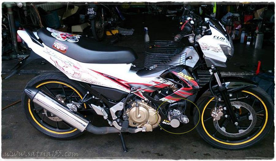 Raider R150 do Turbo suc manh se nhu the nao
