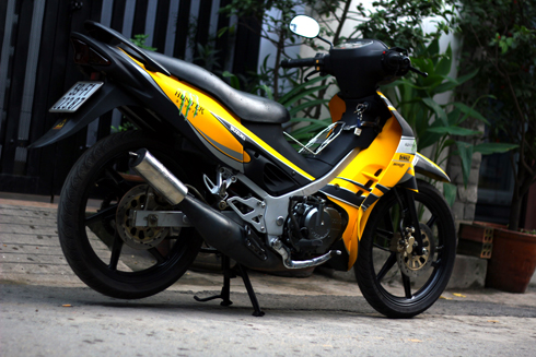 Satria Hunter or Monster - 2