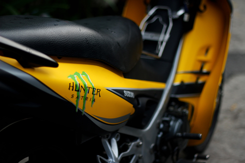 Satria Hunter or Monster - 3