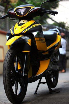 Satria Hunter or Monster - 4