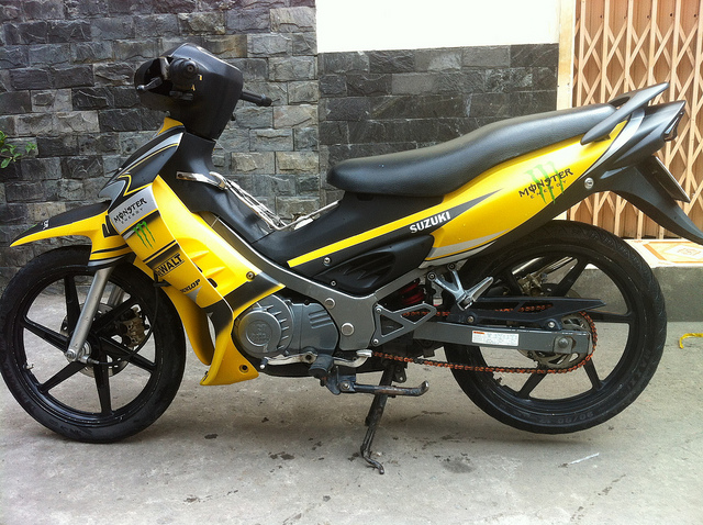 Satria Hunter or Monster - 5