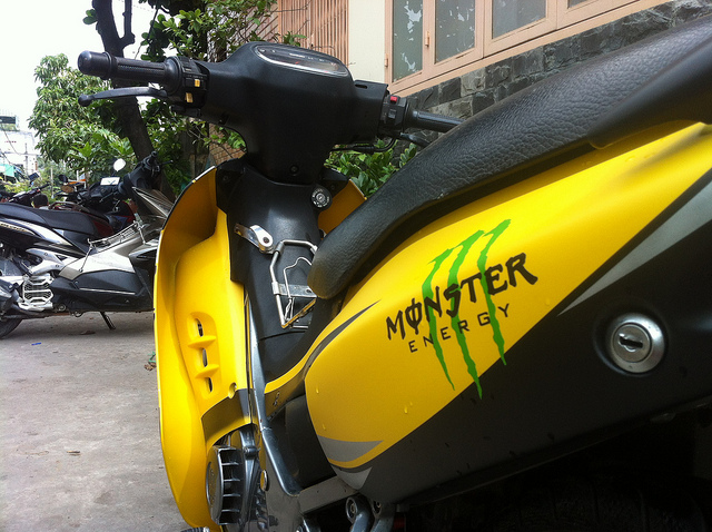 Satria Hunter or Monster - 6