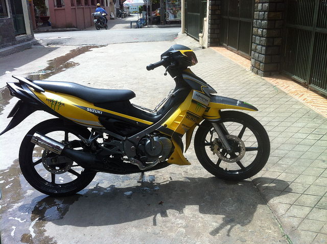 Satria Hunter or Monster - 8