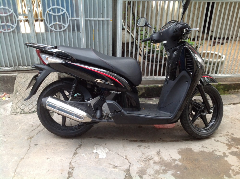 SH 150i date 2009 sporty zin xe trum men 1 doi chu