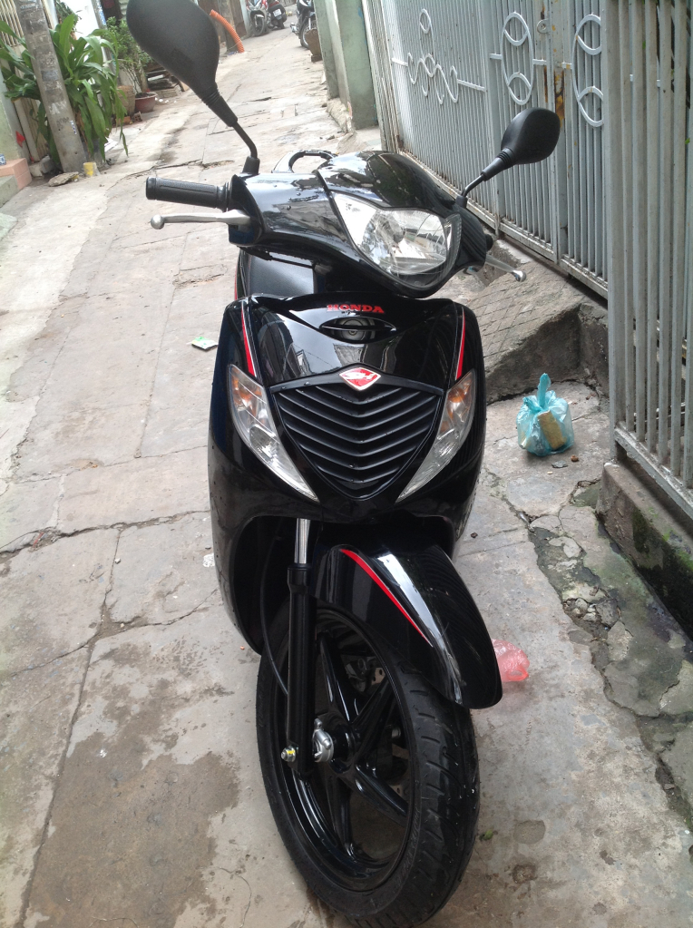 SH 150i date 2009 sporty zin xe trum men 1 doi chu - 2