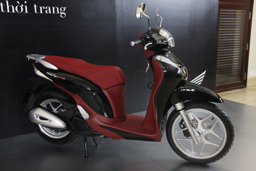 So sanh Honda SH mode va Piaggio Liberty 2014 - 2