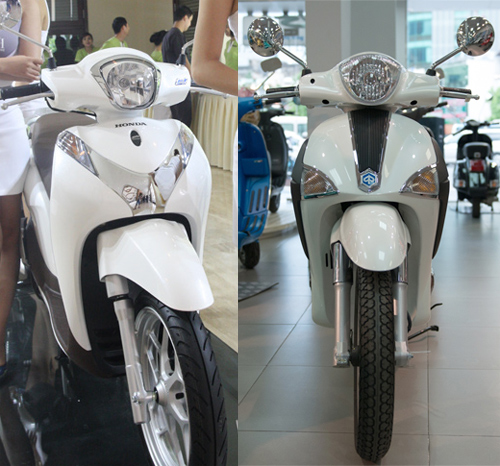 So sanh Honda SH mode va Piaggio Liberty 2014 - 4