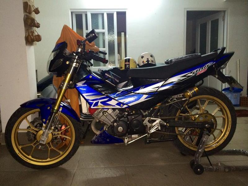 Sonic 125 do cuc chat - 3