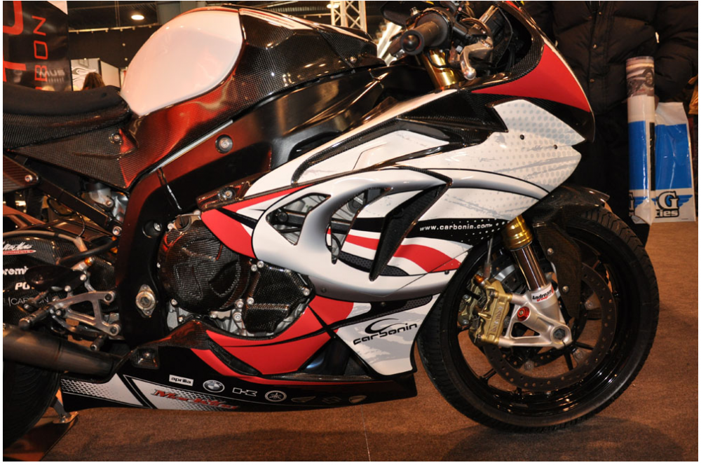 BMW S1000RR Carbonin con ca map sanh dieu - 4