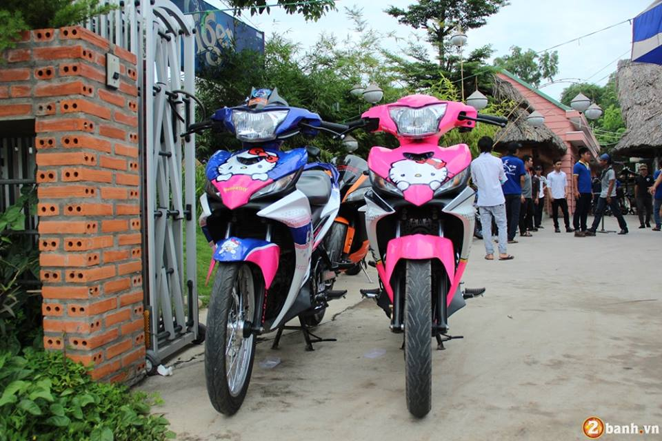 Yamaha Exciter Hello Kitty