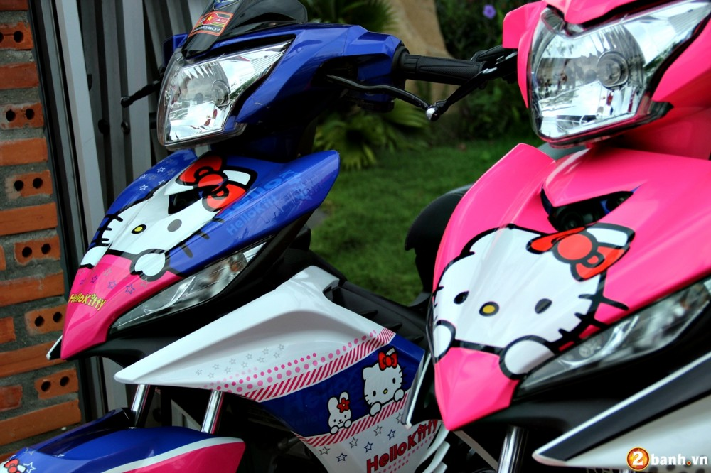 Yamaha Exciter Hello Kitty - 3