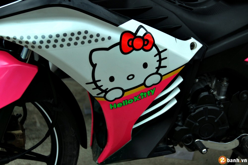 Yamaha Exciter Hello Kitty - 4