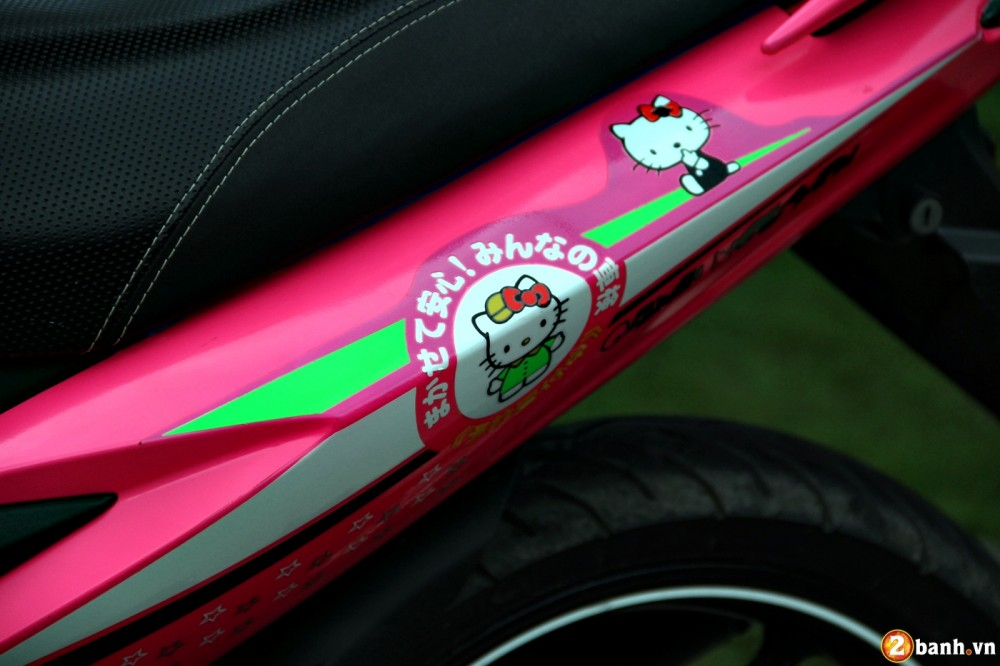 Yamaha Exciter Hello Kitty - 6