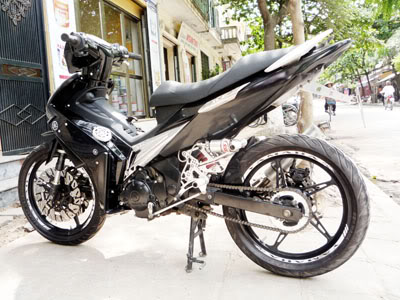 Yamaha Exciter len ver X1R - 4