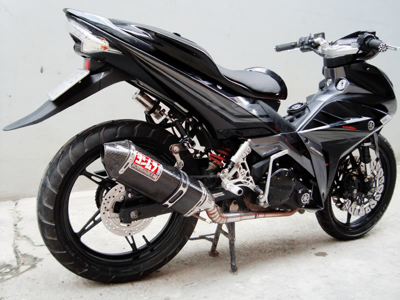 Yamaha Exciter len ver X1R - 5