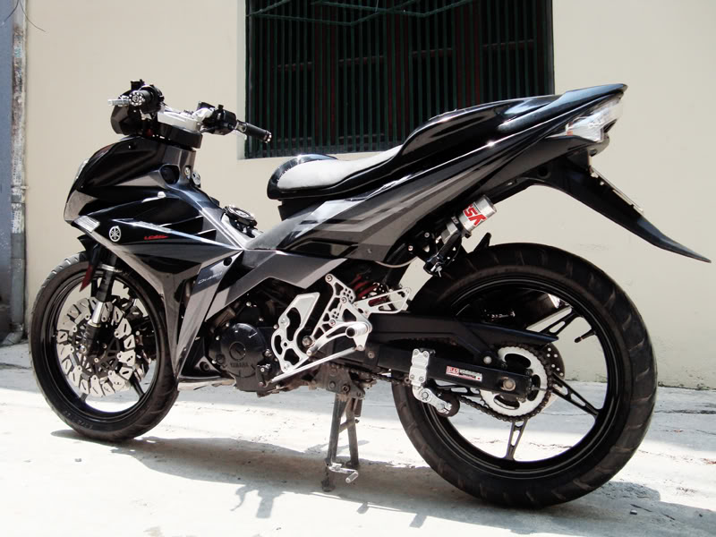 Yamaha Exciter len ver X1R - 9