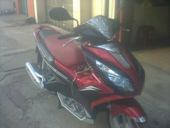 air blade 125 do den 2014odo 4500km gia 355tr fix - 2