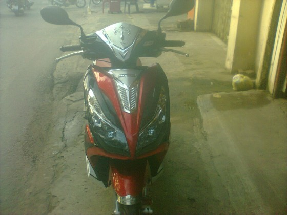 air blade 125 do den 2014odo 4500km gia 355tr fix - 3