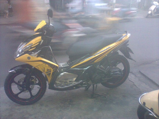 air blade 125 do den 2014odo 4500km gia 355tr fix - 15