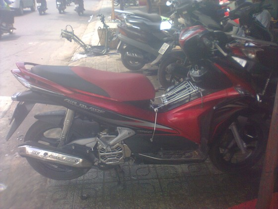air blade 125 do den 2014odo 4500km gia 355tr fix - 11