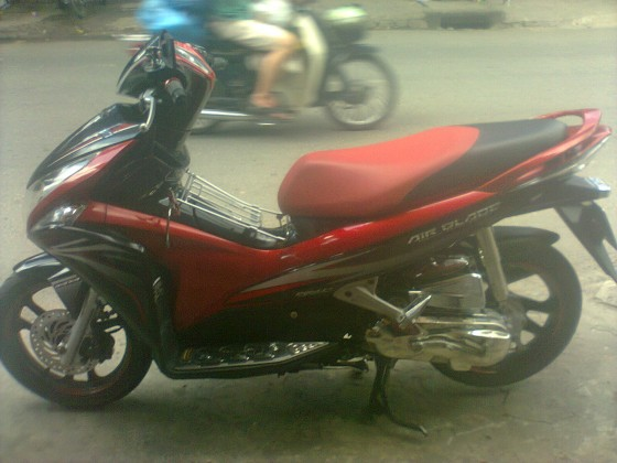 air blade 125 do den 2014odo 4500km gia 355tr fix - 12