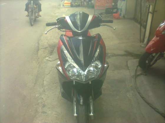 air blade 125 do den 2014odo 4500km gia 355tr fix - 13