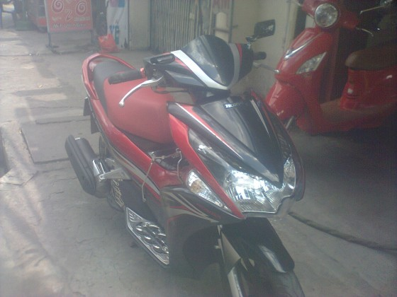 air blade 125 do den 2014odo 4500km gia 355tr fix - 14