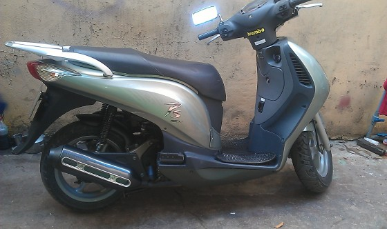 Ban xe honda ps 150i phun xang dien tu 1 doi chu so may dau 601 - 2