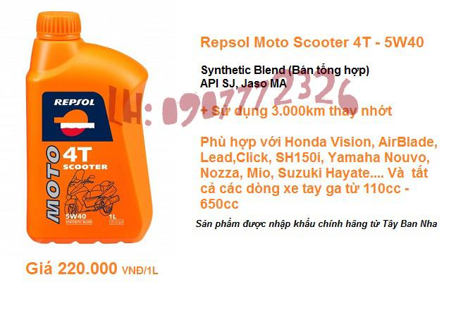 Ban Hornet CB600 cuc chat thanh ly nhot Repsol Racing HRC gia re - 14