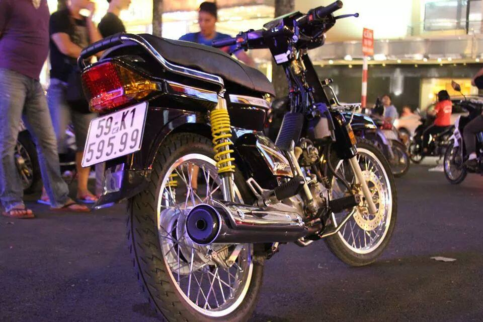 Dream do mang trai tim Yamaha