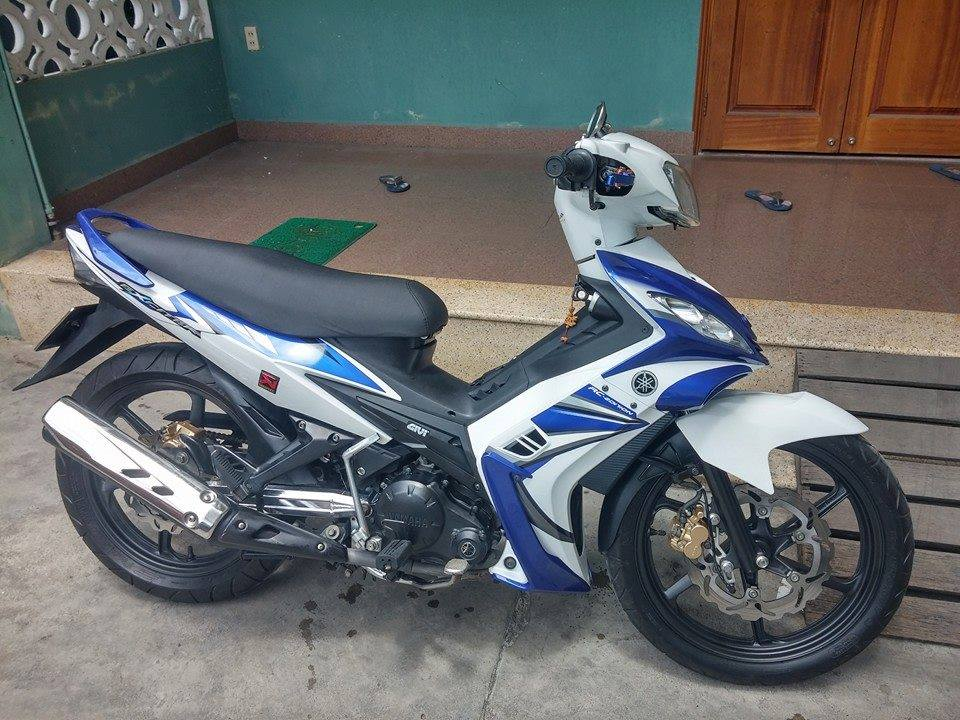 Exciter GP 1 cang luc luong - 2