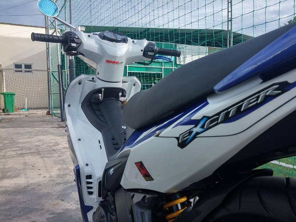 Exciter GP 1 cang luc luong - 4