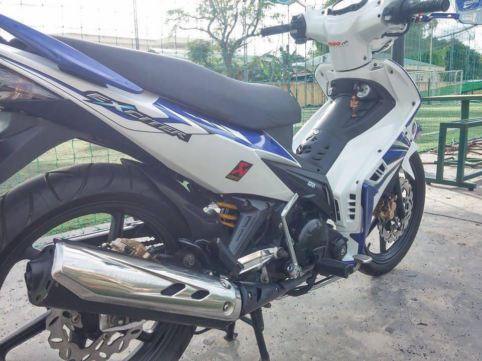 Exciter GP 1 cang luc luong - 5