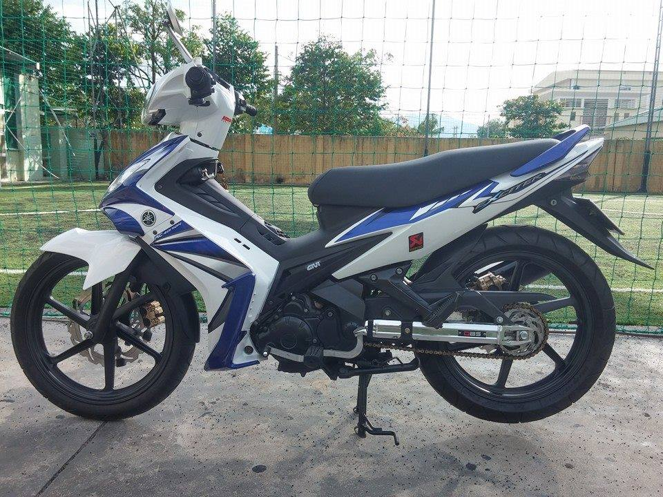 Exciter GP 1 cang luc luong - 6