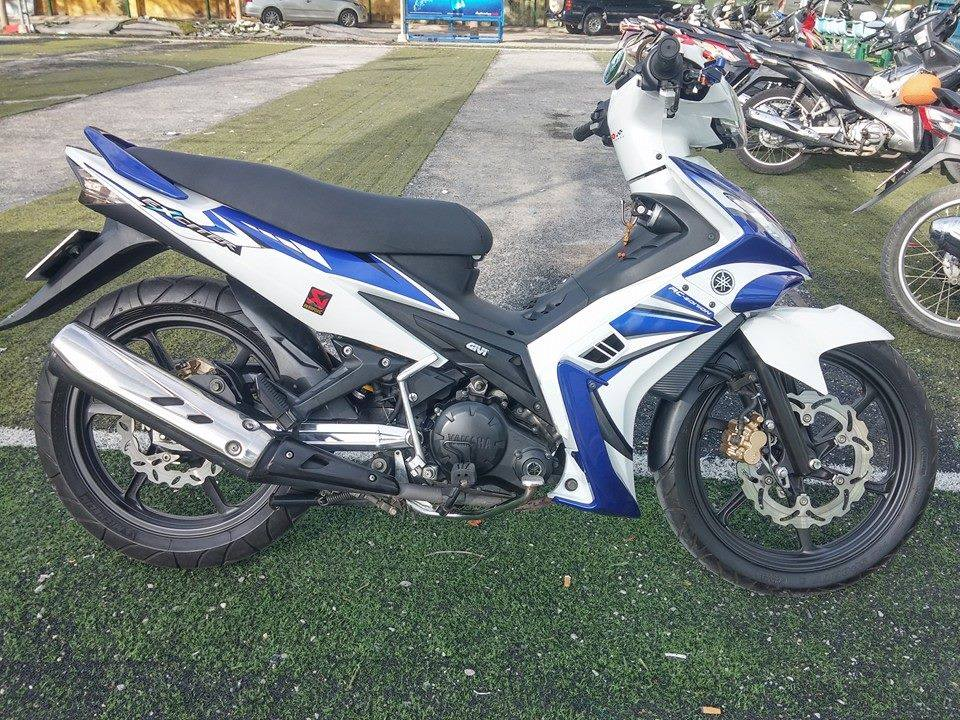 Exciter GP 1 cang luc luong - 7