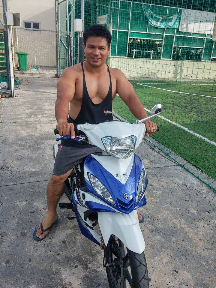 Exciter GP 1 cang luc luong - 8
